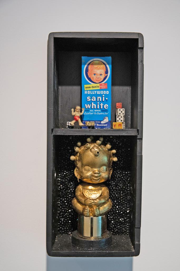 Wille Little - Nodder Dolls - Blackademy Award