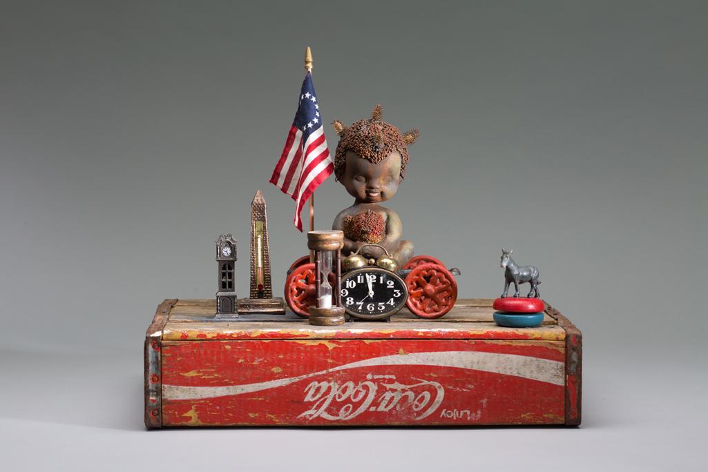 Wille Little - Nodder Dolls - Little Democracy Now, If Not Now, When?