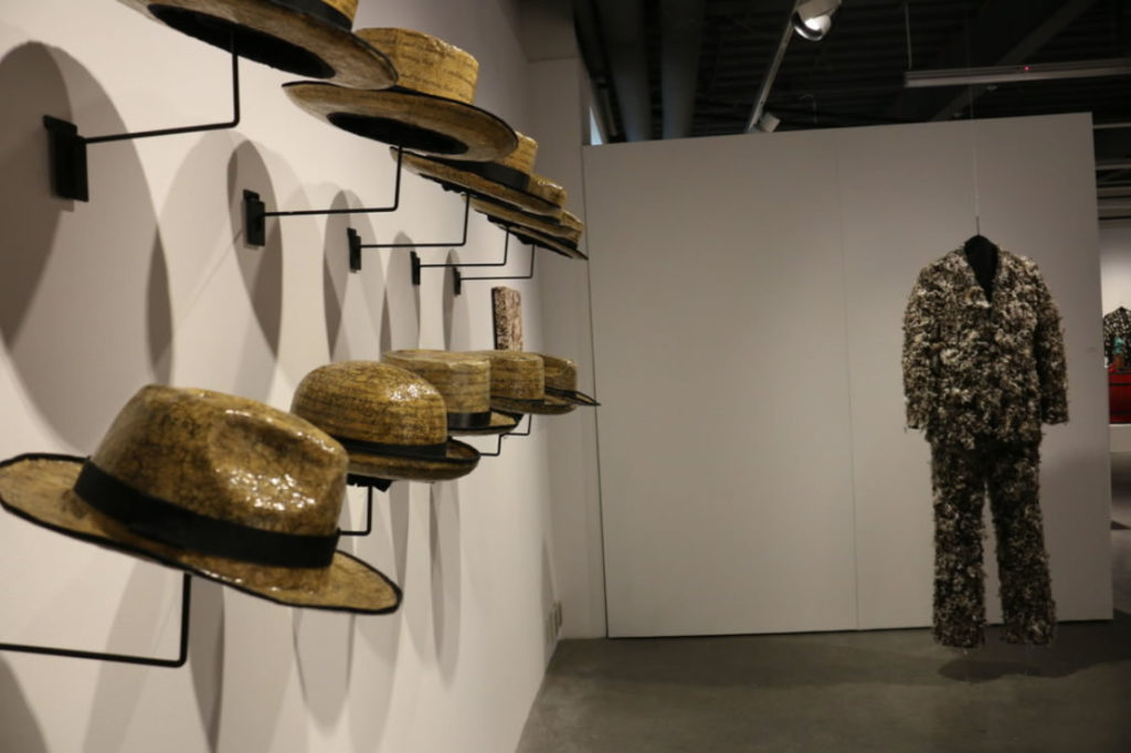 Hats and suit - Renee Billingslea - America's Whispered Truths