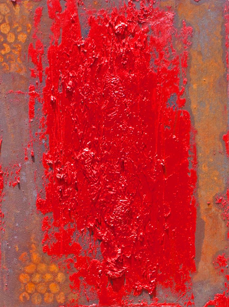 Red Cone & Rust